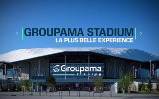 Lyon: Naming deal signed, now it's Groupama Stadium