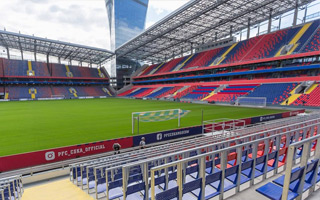 Moscow: CSKA stadium with stronger identity