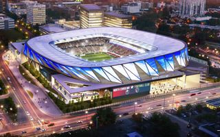 New design: North Carolina's first MLS stadum?