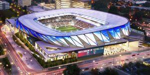 New design: North Carolina's first MLS stadum?