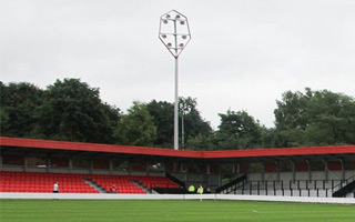England: See what Salford City are building in less than a year