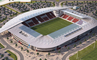 England: Scunthorpe United's new stadium should be ready for the 2018/19 season