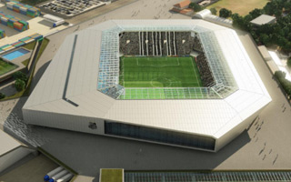 Brazil: Santos come up with new stadium plan