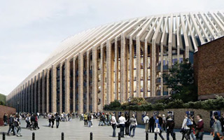 London: Chelsea seeking funding for new stadium