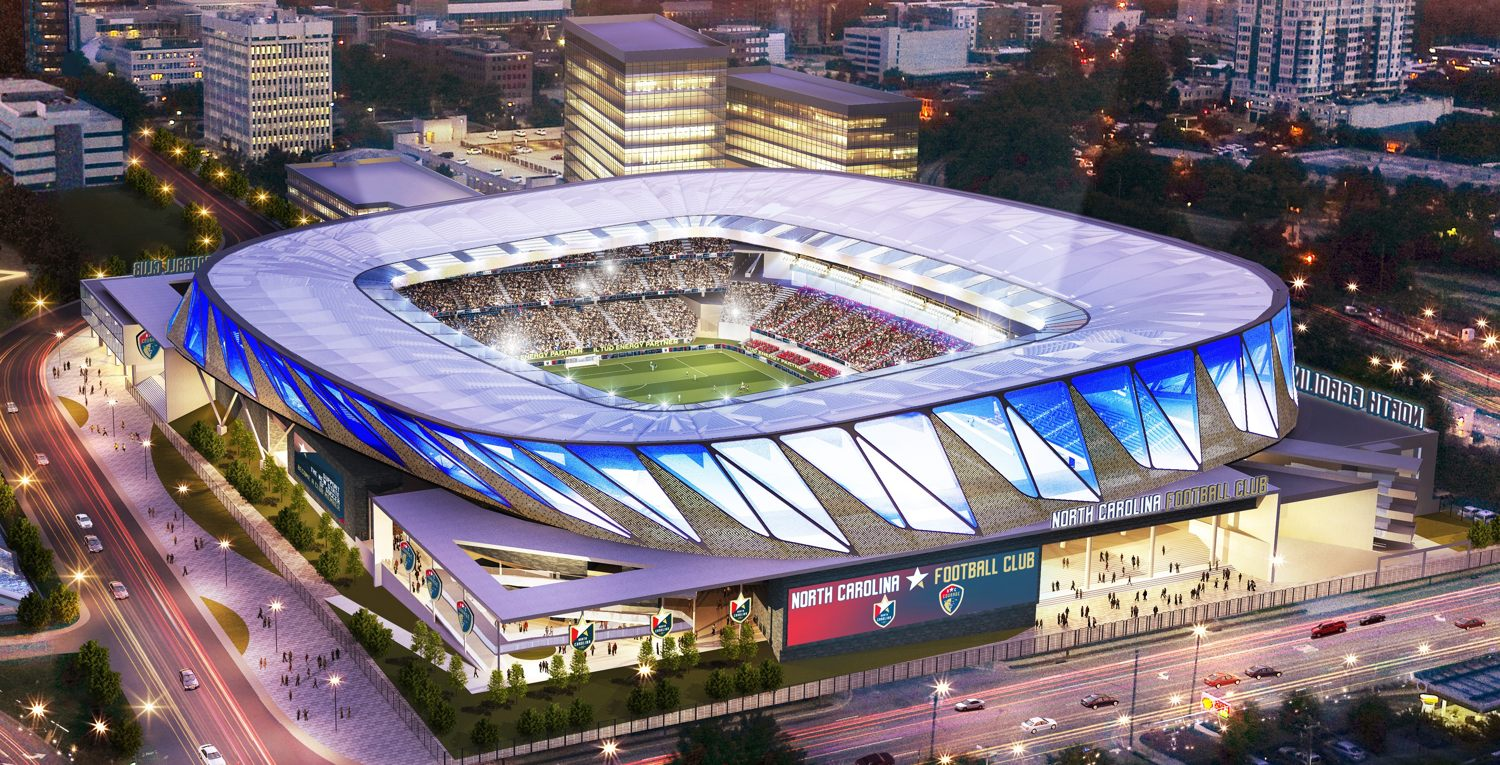 North Carolina FC Stadium