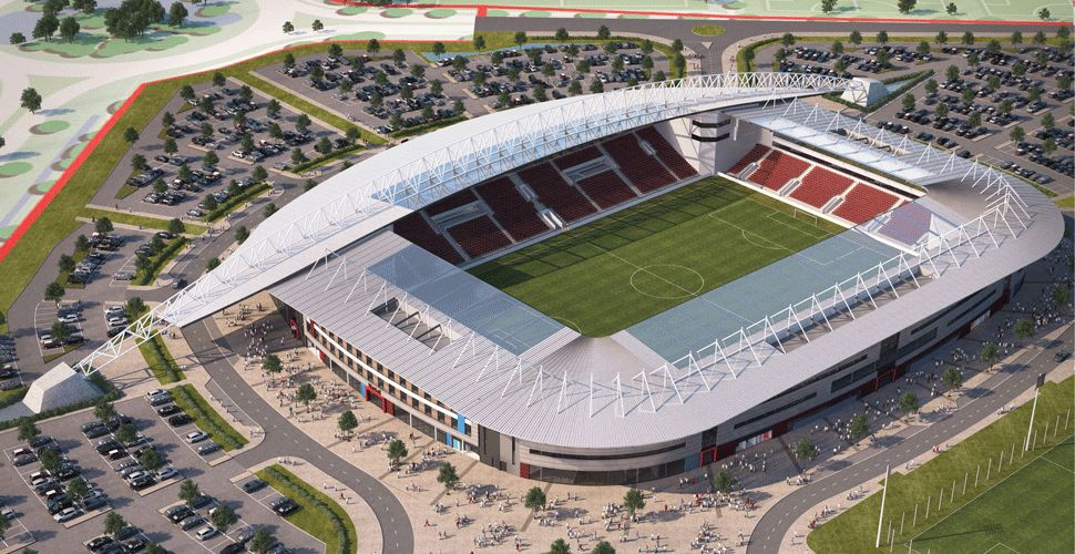 Scunthorpe Stadium