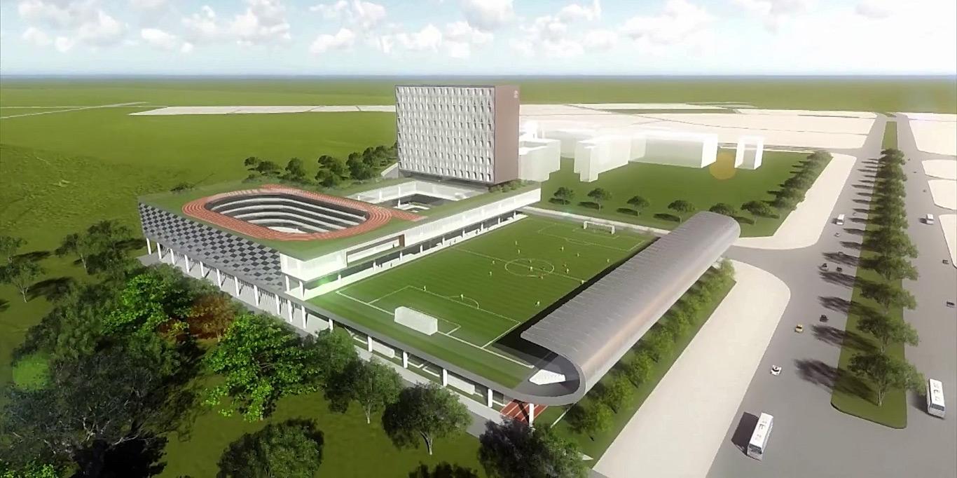 Bayern stadium Shenzhen