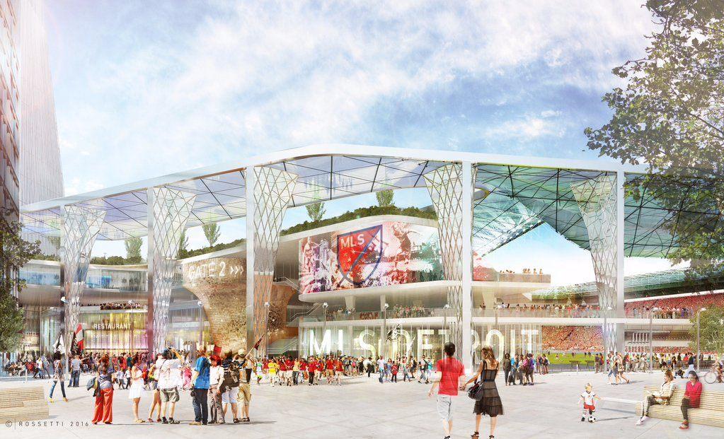 Detroit MLS Stadium