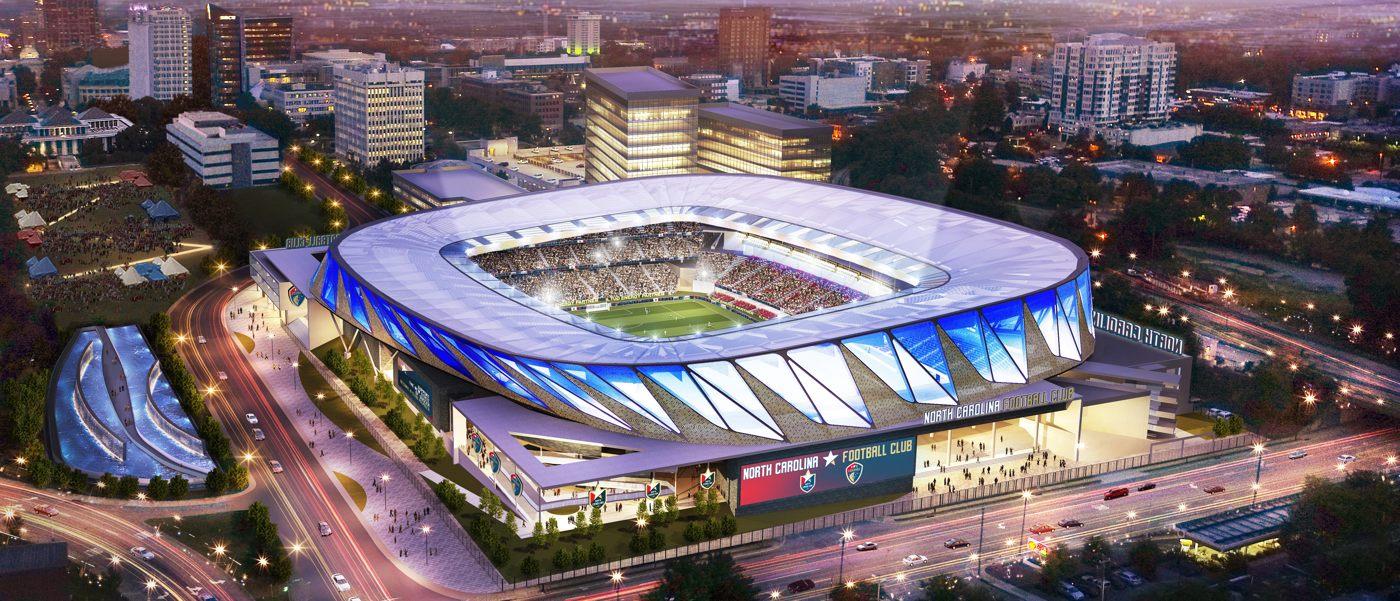 North Carolina FC Stadium