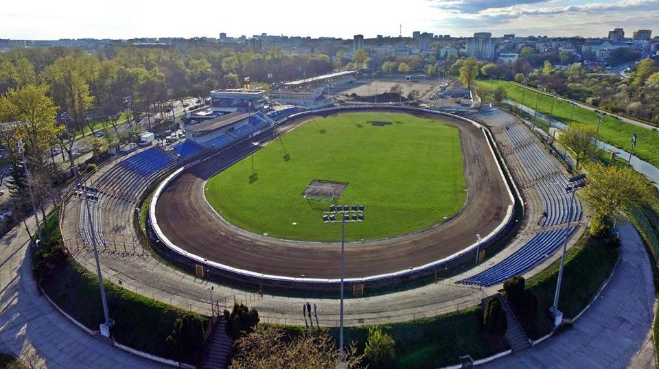 Stadion żużlowy w Lublinie