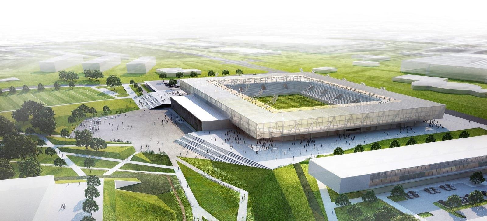 Stadion Stomilu Olsztyn