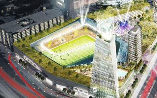 Detroit: County executive supports MLS stadium plan