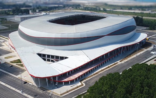 New stadium: Change of shift in Samsun