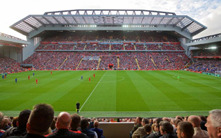 Liverpool: See what has changed at Anfield this summer