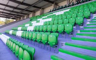 Bulgaria: Ludogorets open new grandstand