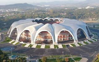 The five biggest stadiums in the world