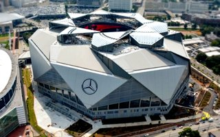 New stadium: Atlanta's Pantheon comes to life today!