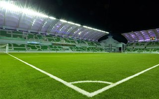 New stadium: Turkmenistan's best stadium (for now!)