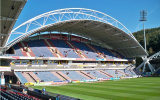 England: Fans urge Huddersfield Town to expand stadium