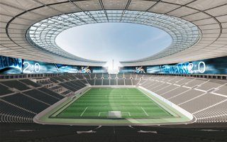 Berlin: Hertha's goal – new stadium by 2025