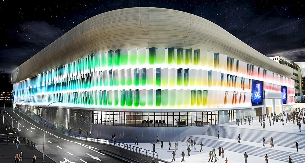 U Arena - Nanterre, Paris