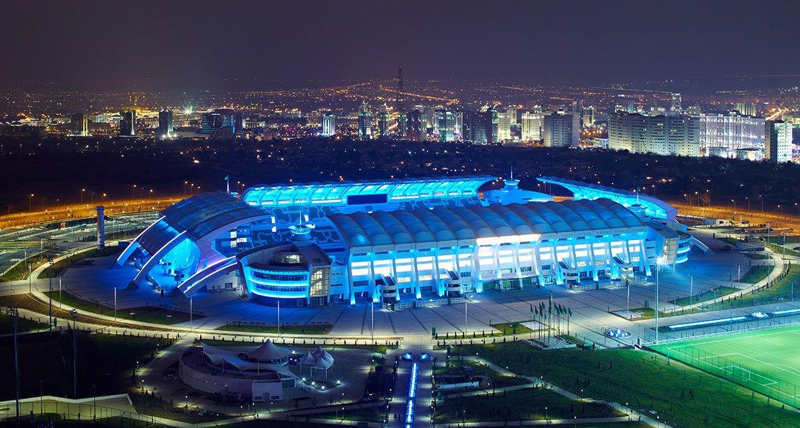 Asgabat Stadiony