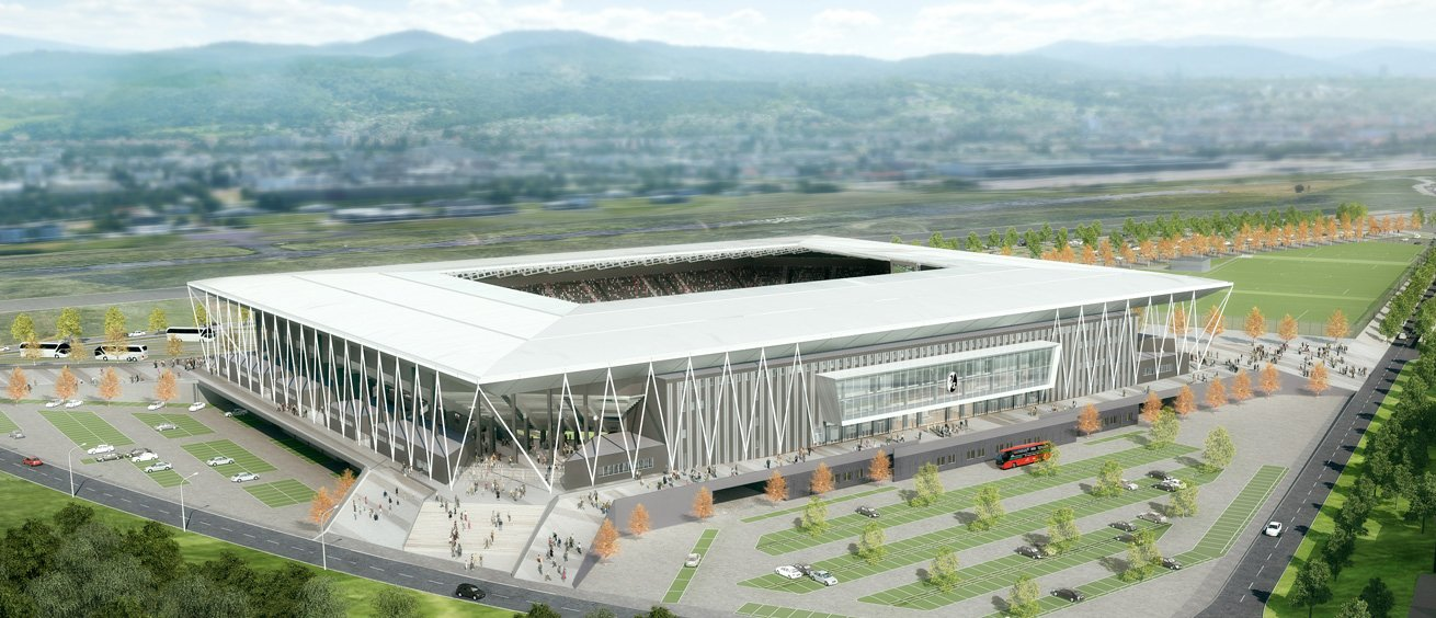 01fre2 Designs announced for new SC Freiburg stadium
