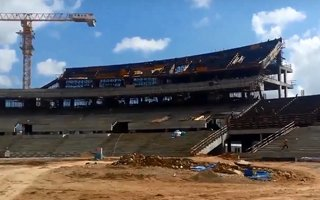 Ethiopia: 7 dead in stadium build blast in Addis Ababa