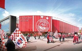 Scotland: Aberdeen population still split about new stadium