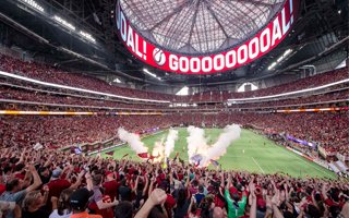 Atlanta: New attendance record in MLS