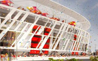 Rome: AS Roma construction no sooner than 2018