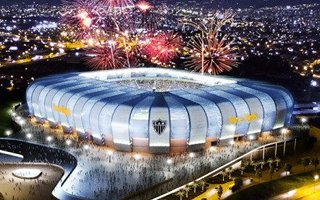 Belo Horizonte: New Galo stadium will create a white elephant