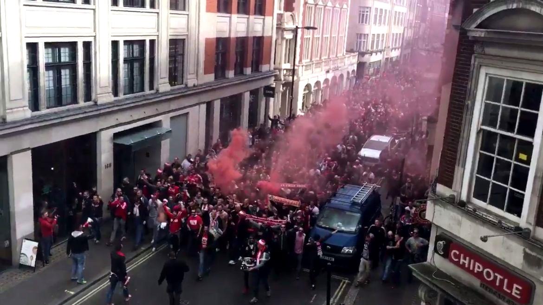 FC Koln fans