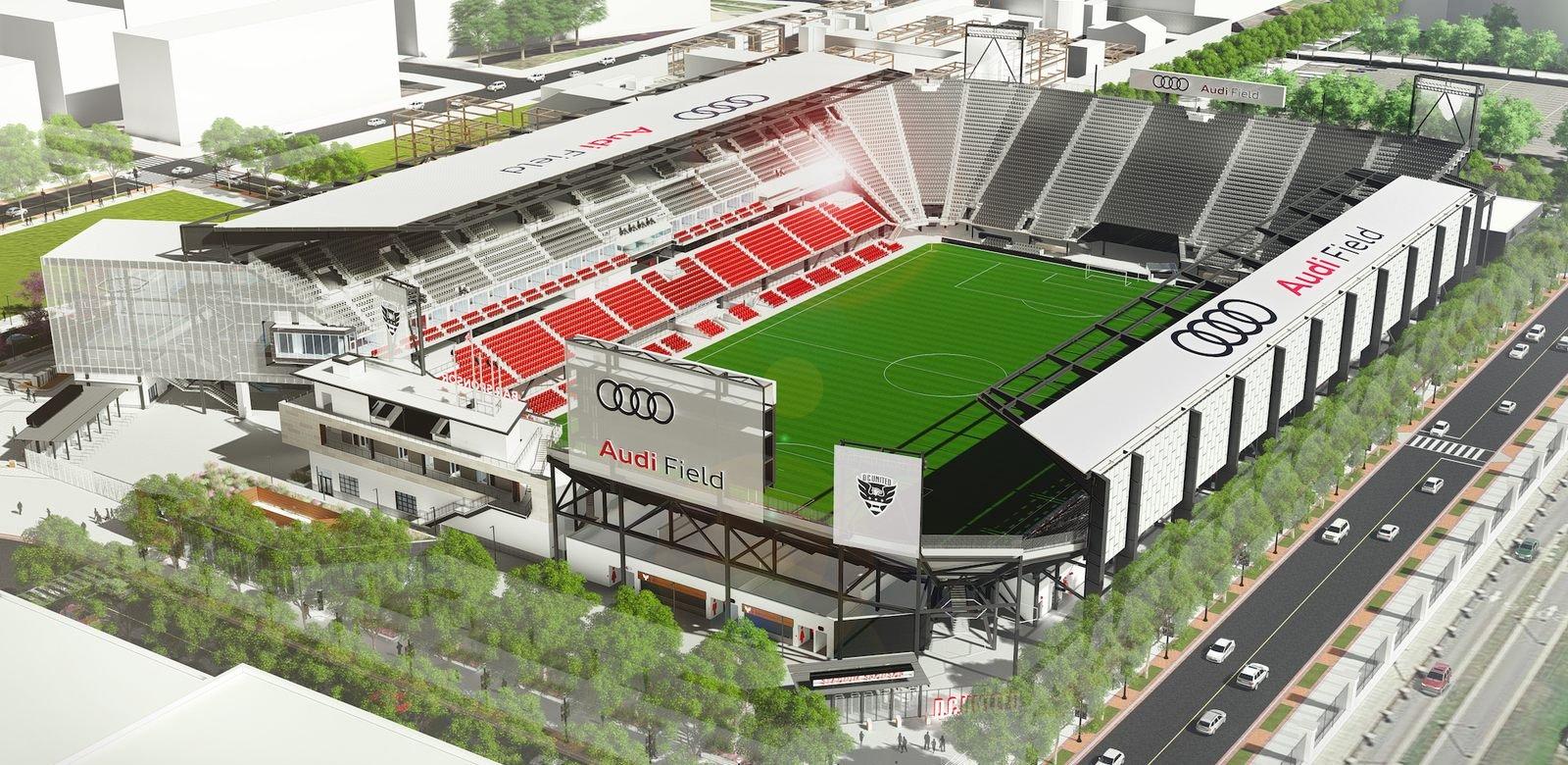 DC United - Audi Field