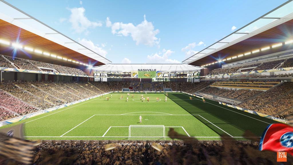 Nashville MLS Stadium