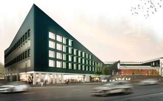 Glasgow: Celtic's hotel given the green light