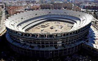 Spain: Valencia announce construction restart!