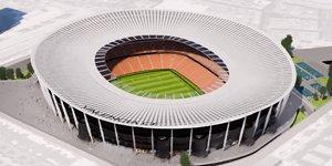 Valencia: Smaller and more slender new Mestalla