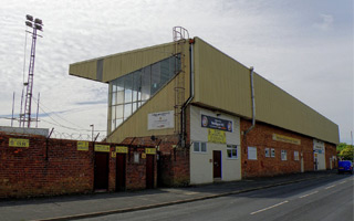 England: Southport FC to expand stadium before building new one