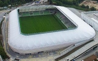 Hungary: Haladás Sports complex to open in November