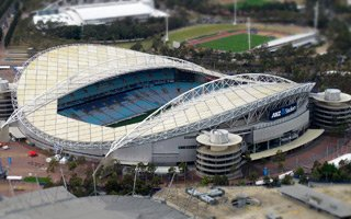 Top 3 rugby stadiums in Australia