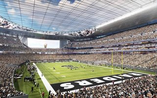 Las Vegas: Raiders to break ground on November 13