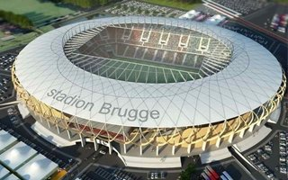 Belgium: Club Brugge again closer to new stadium
