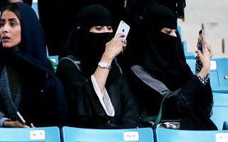 Saudi Arabia: Women to be (somewhat) allowed into stadiums from 2018