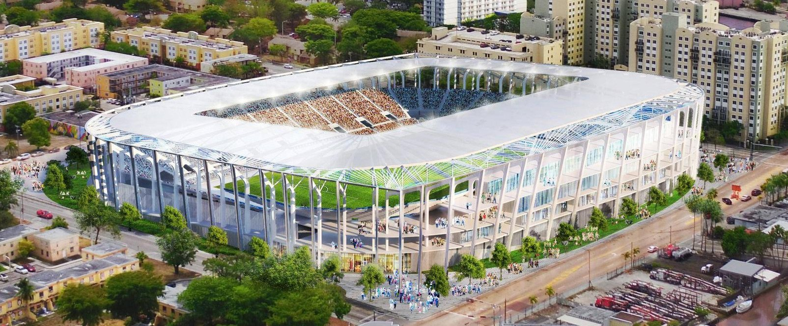 Miami Overtown Stadium