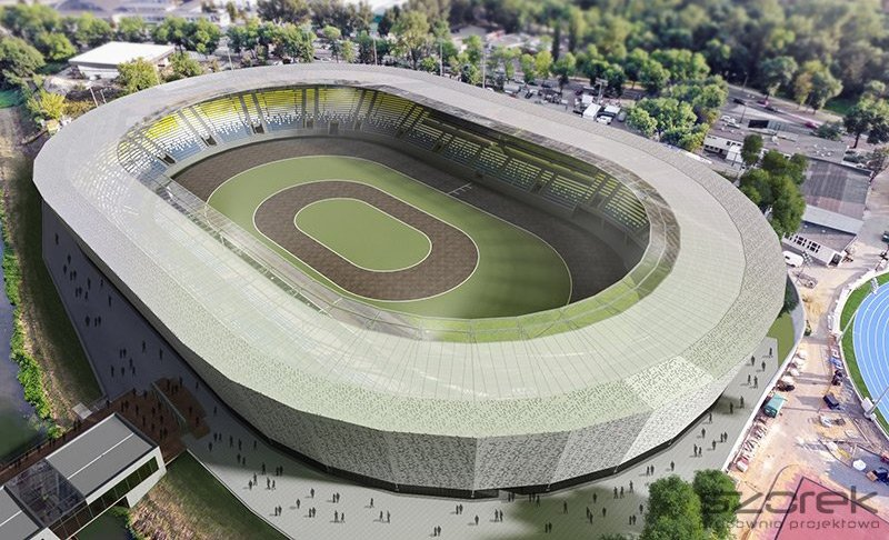 Speedway Arena Lublin