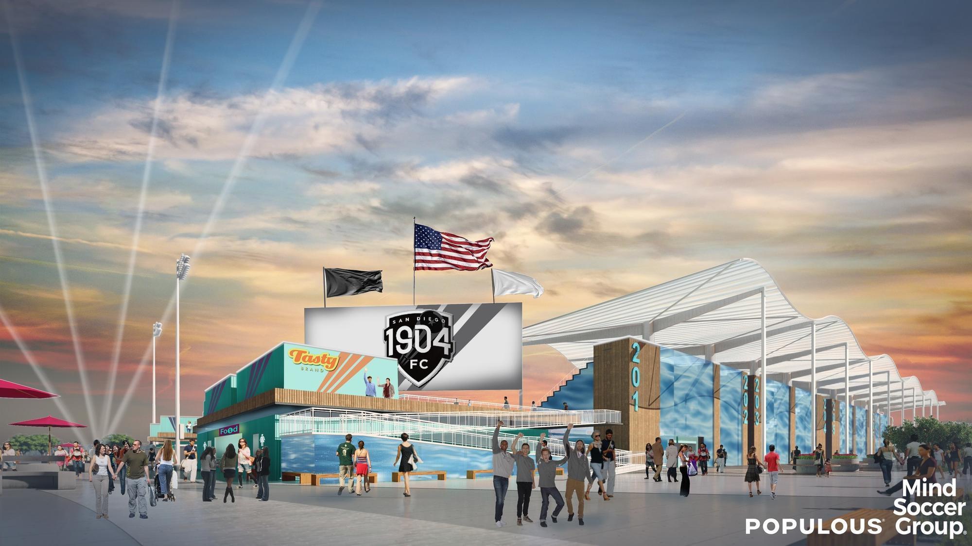 Oceanside Stadium