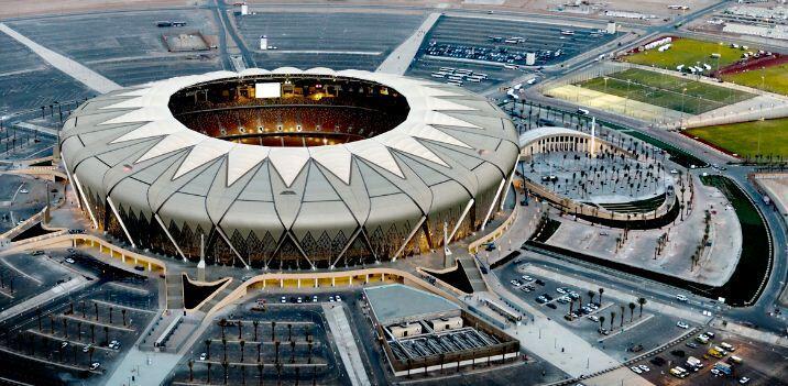 King Abdullah SC Stadium