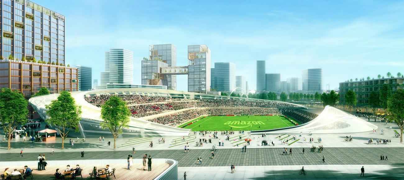 Amazon Stadium ?