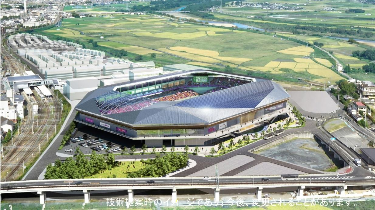 Kameoka Stadium